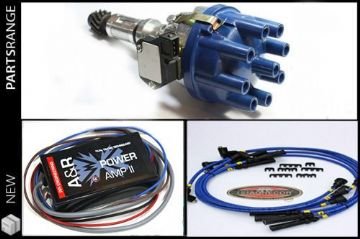 Ignition Upgrade Kit - Distributor, A&R Amplifier & Magnecor Leads